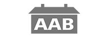 Boligforeningen AAB logo