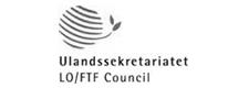 Ulandssekretariatet logo