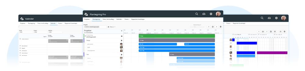 Planlægning - Kalender og Fravær